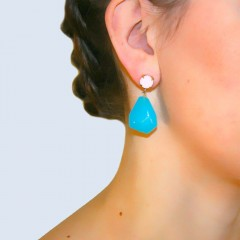 Oorbellen | Earrings | Sophia Summer Earrings | Brigitte Dam