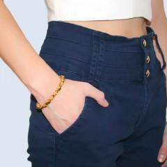 Bracelet | Armband | I see dead people... | Brigitte Dam