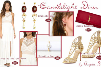 Styleguide: Candlelight Diner
