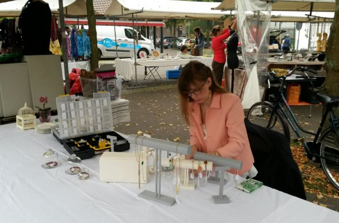 Art Fair in Baarn (Netherlands)
