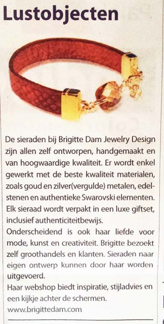 Brigitte Dam aanwezig op Cultureelfestival Baarn!