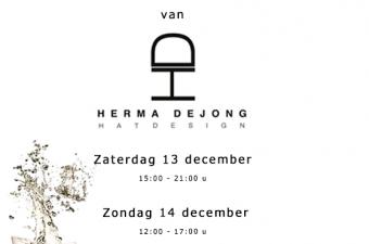 Herma de Jong opent haar nieuwe salon en wij zijn erbij!