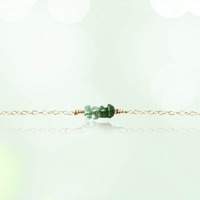 Emerald Brigitte Dam Jewelry Design