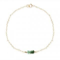 Emerald's Twin Brigitte Dam Jewelry Design